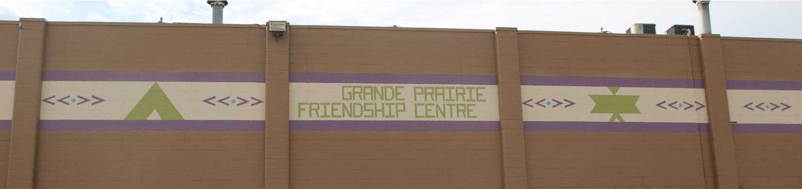 Grande Prairie Friendship Centre Building