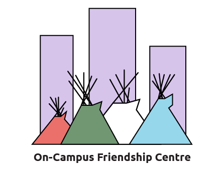On-Campus Friendship Centre logo